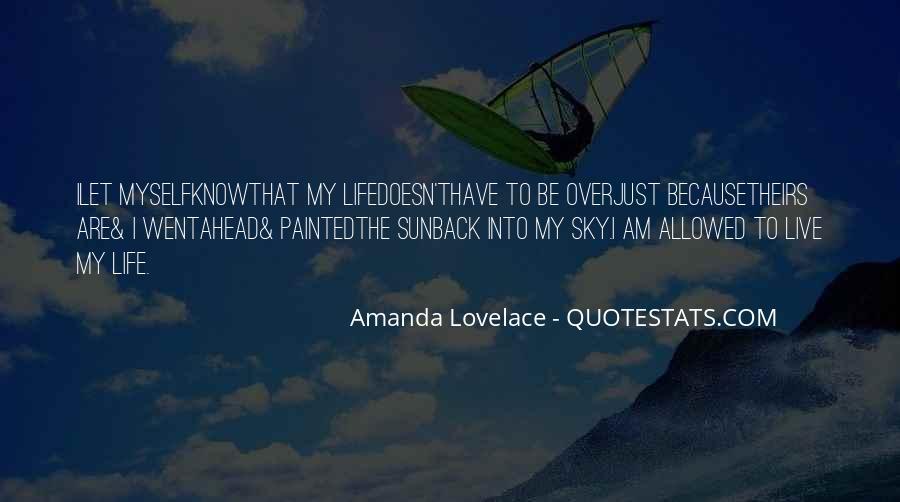 Amanda Lovelace Quotes #1406949