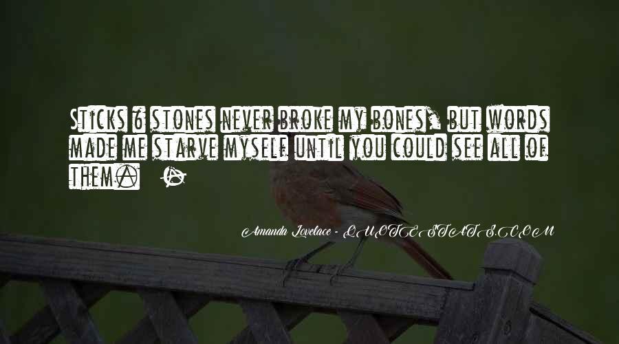 Amanda Lovelace Quotes #1745587