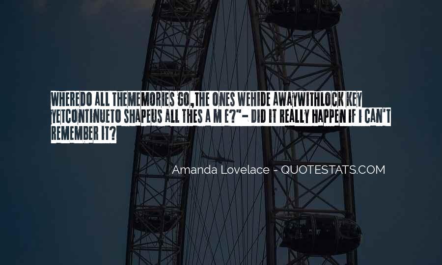 Amanda Lovelace Quotes #180749