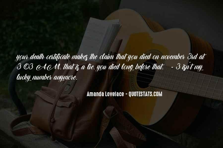 Amanda Lovelace Quotes #427193