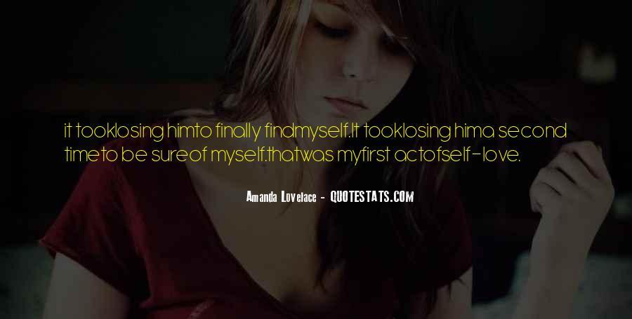 Amanda Lovelace Quotes #45068