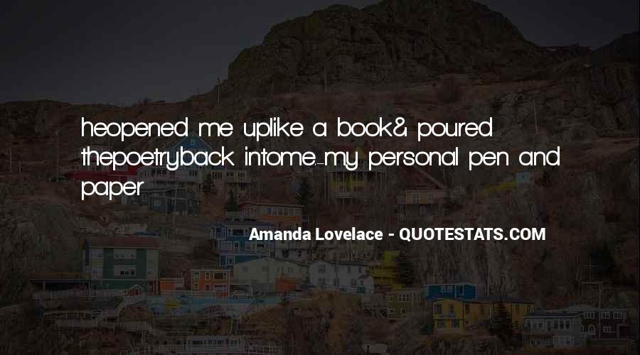 Amanda Lovelace Quotes #693795