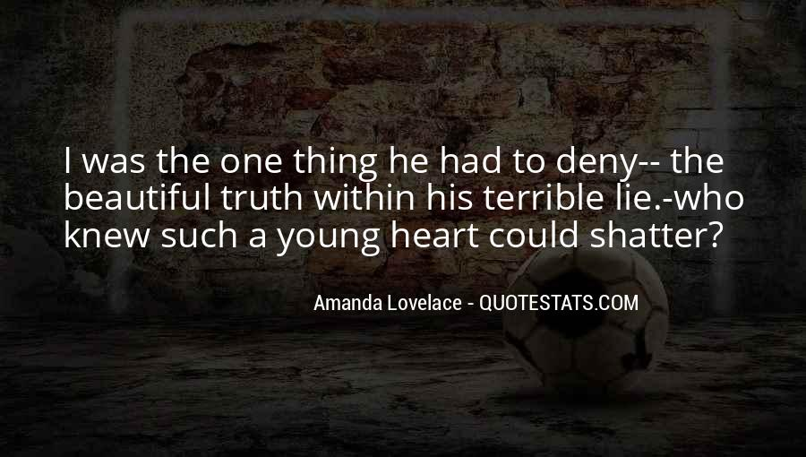 Amanda Lovelace Quotes #961801