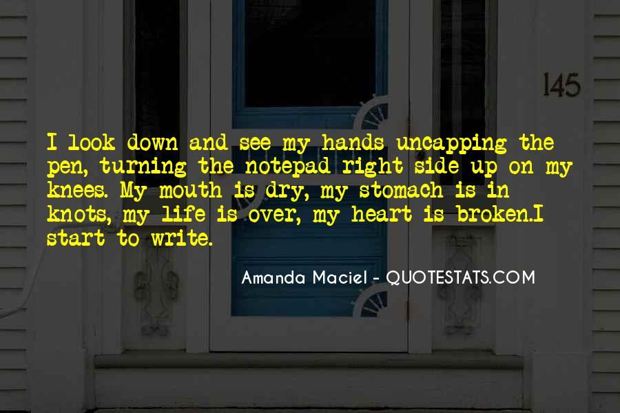 Amanda Maciel Quotes #277417