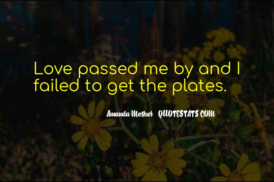 Amanda Mosher Quotes #1728468