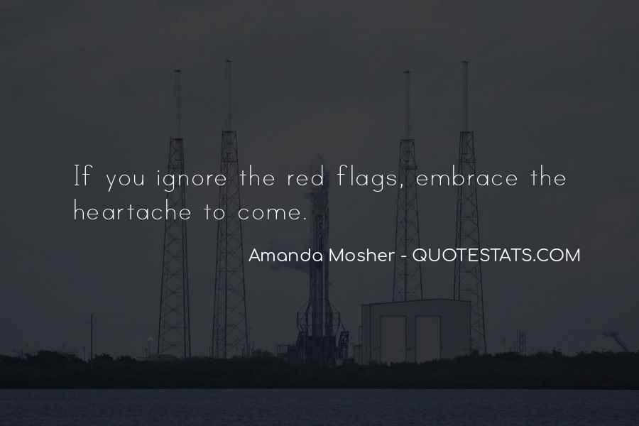Amanda Mosher Quotes #51791