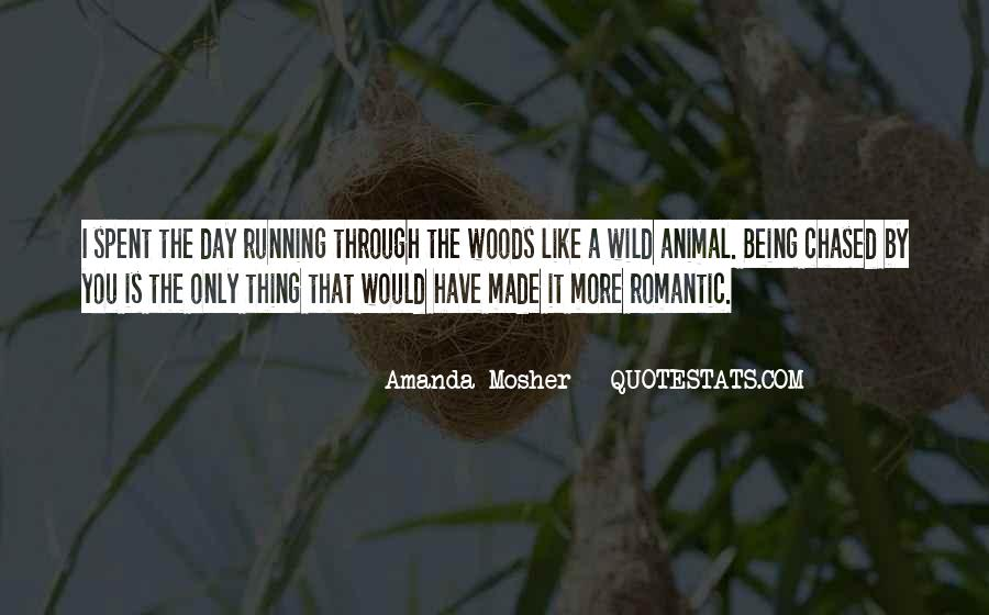 Amanda Mosher Quotes #859749