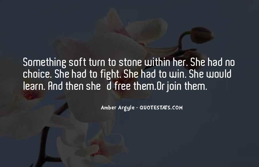 Amber Argyle Quotes #124245