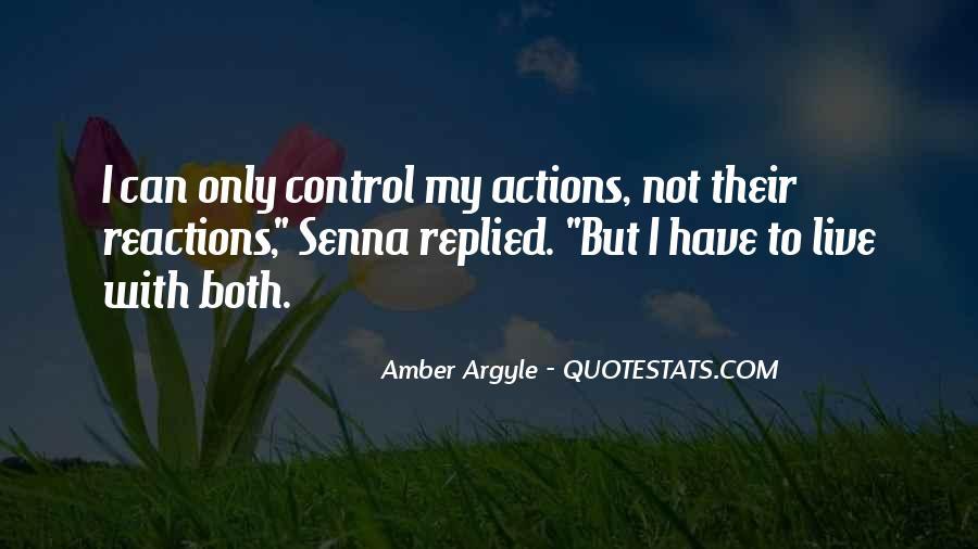 Amber Argyle Quotes #1397081