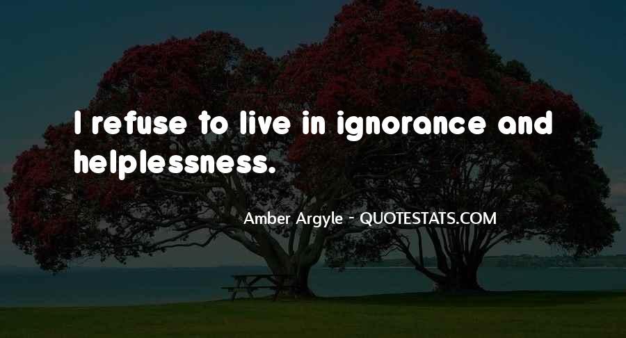 Amber Argyle Quotes #1705795