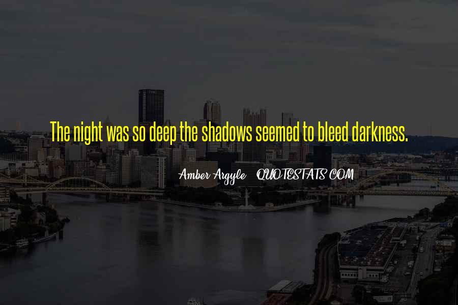 Amber Argyle Quotes #1742166