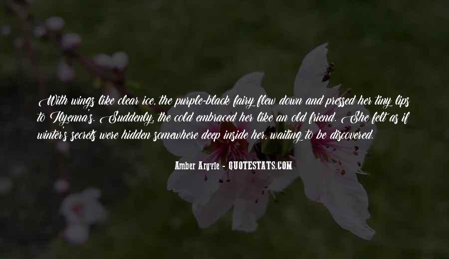Amber Argyle Quotes #1862591