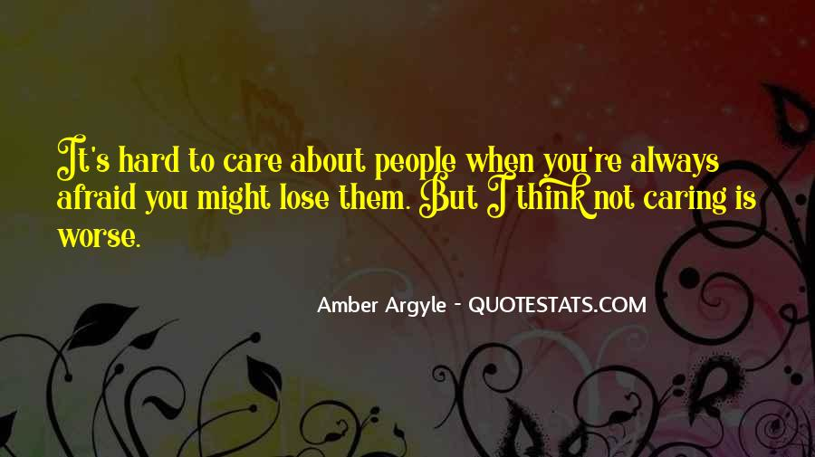 Amber Argyle Quotes #36252