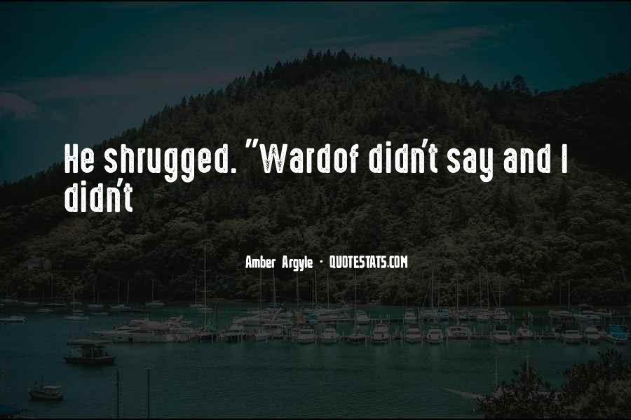Amber Argyle Quotes #417553