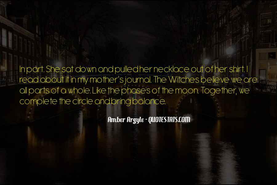 Amber Argyle Quotes #953930