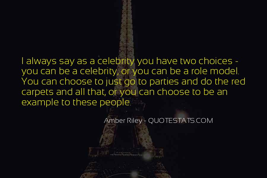 Amber Riley Quotes #112542