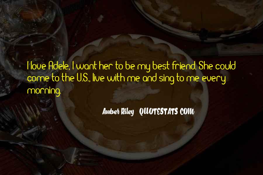 Amber Riley Quotes #1803772