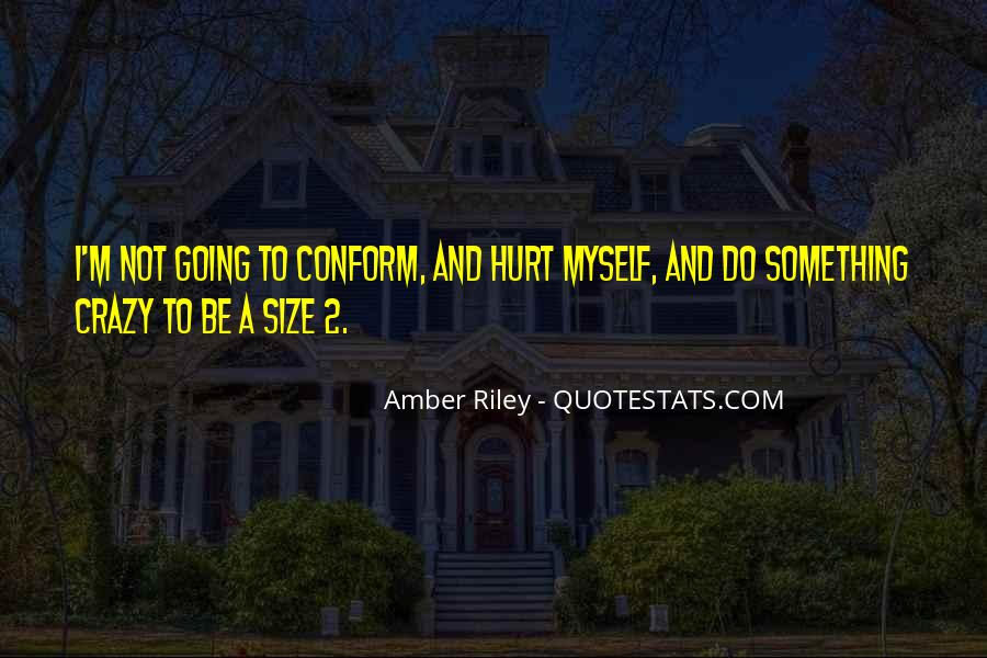 Amber Riley Quotes #681120