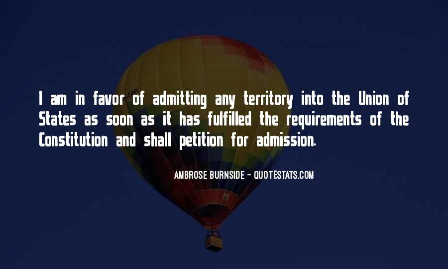 Ambrose Burnside Quotes #1197334