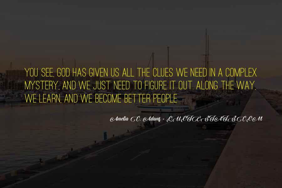Amelia C. Adams Quotes #182083