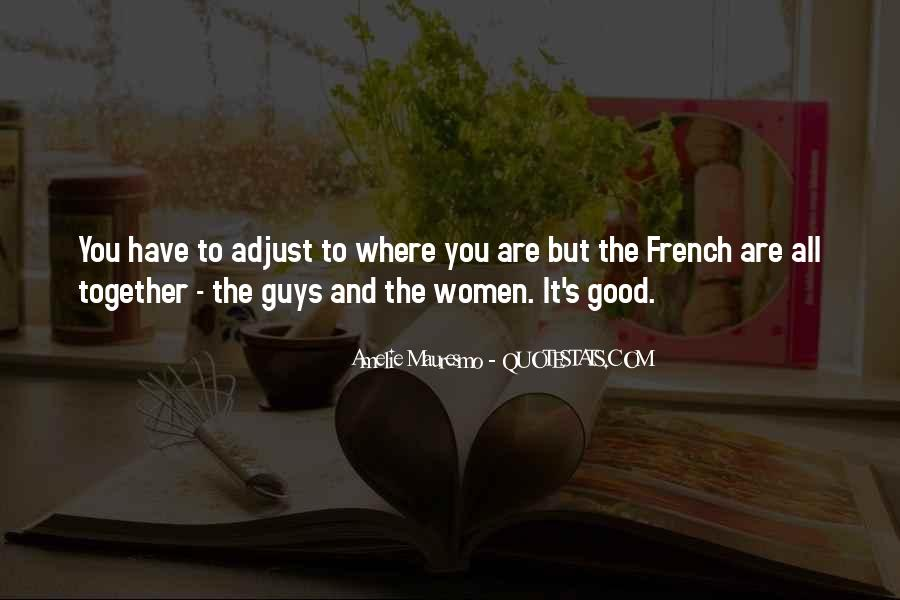 Amelie Mauresmo Quotes #271605