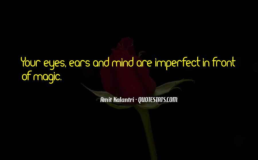 Amit Kalantri Quotes #1245927