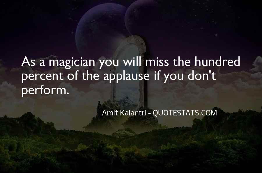 Amit Kalantri Quotes #1286968