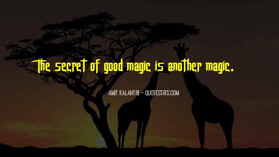 Amit Kalantri Quotes #1300769
