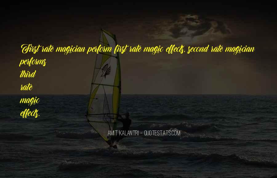 Amit Kalantri Quotes #1522127