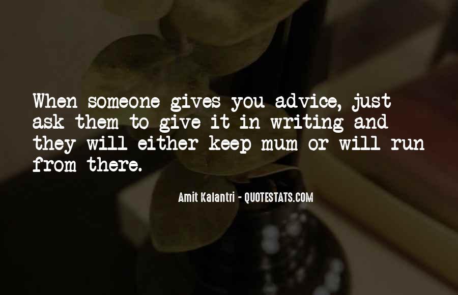 Amit Kalantri Quotes #283976