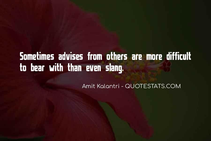 Amit Kalantri Quotes #483654