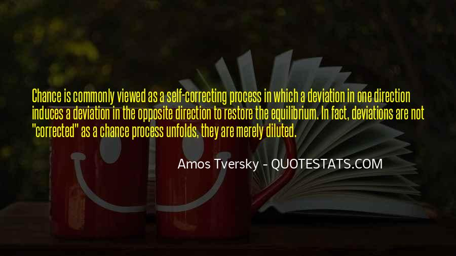 Amos Tversky Quotes #831592