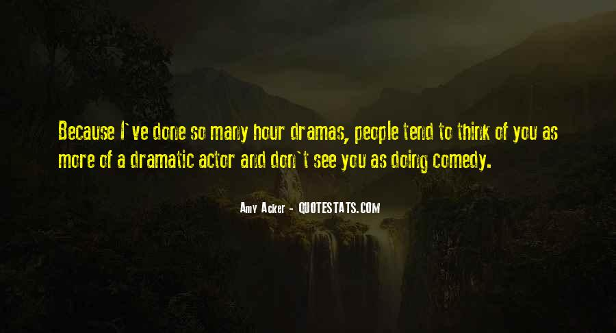 Amy Acker Quotes #1367033