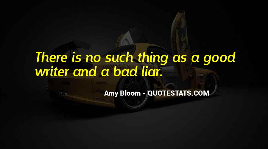 Amy Bloom Quotes #1010408