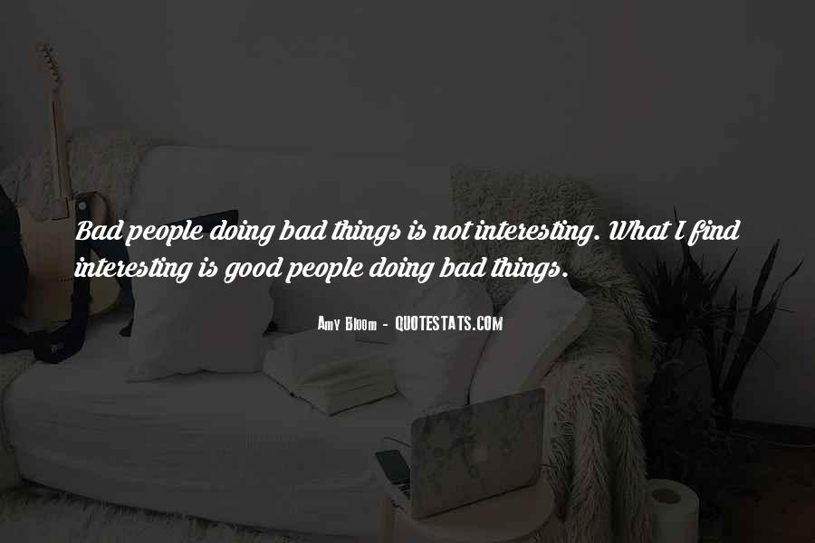 Amy Bloom Quotes #1013313