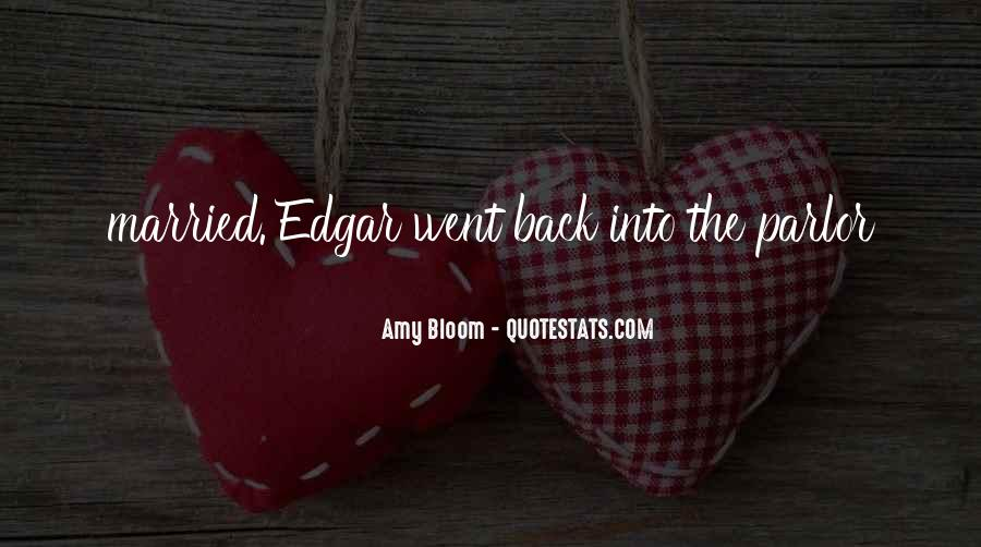 Amy Bloom Quotes #1160123