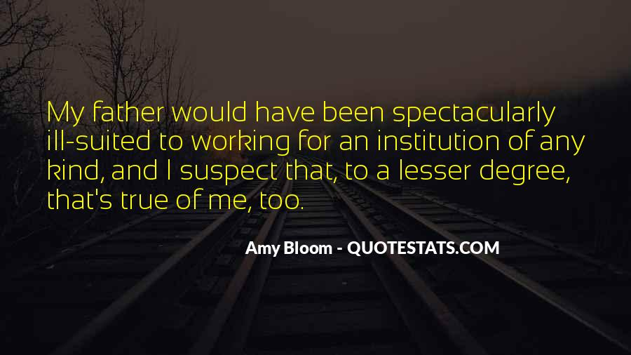 Amy Bloom Quotes #1271566