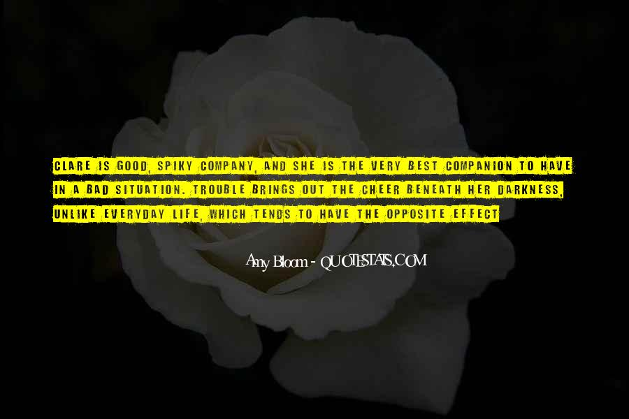 Amy Bloom Quotes #1607886