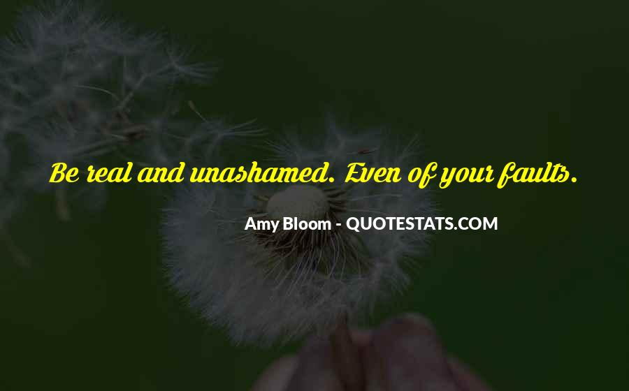 Amy Bloom Quotes #1754146