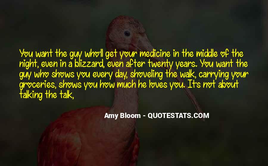 Amy Bloom Quotes #184052