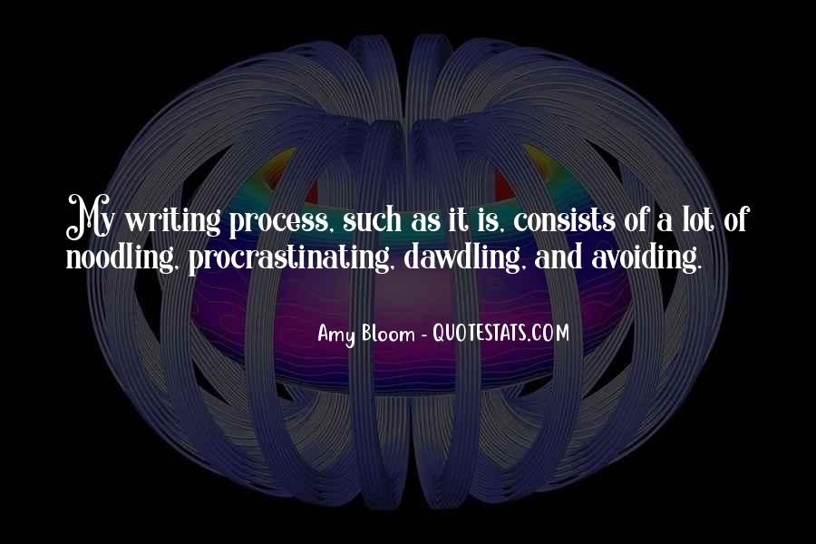 Amy Bloom Quotes #341091