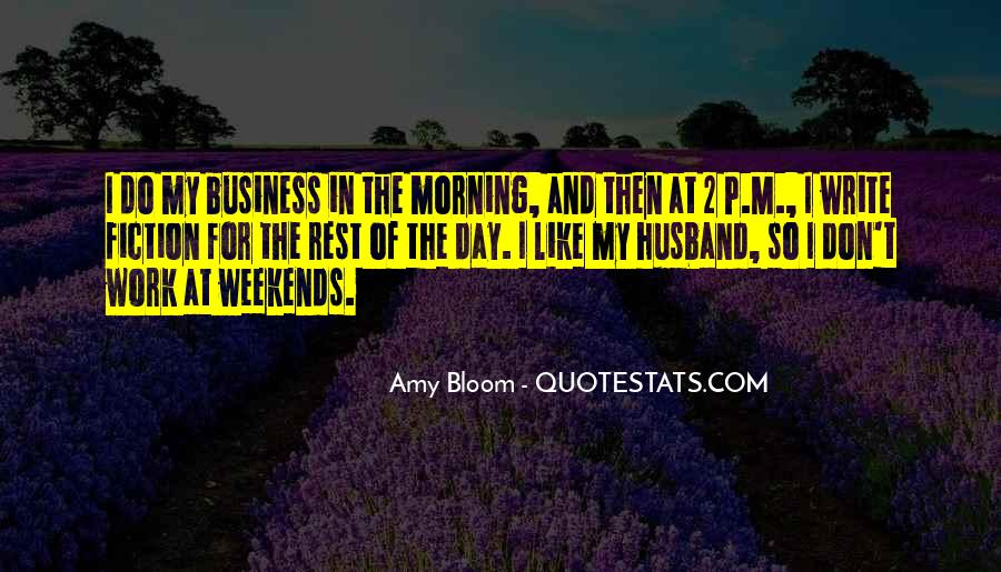 Amy Bloom Quotes #418736