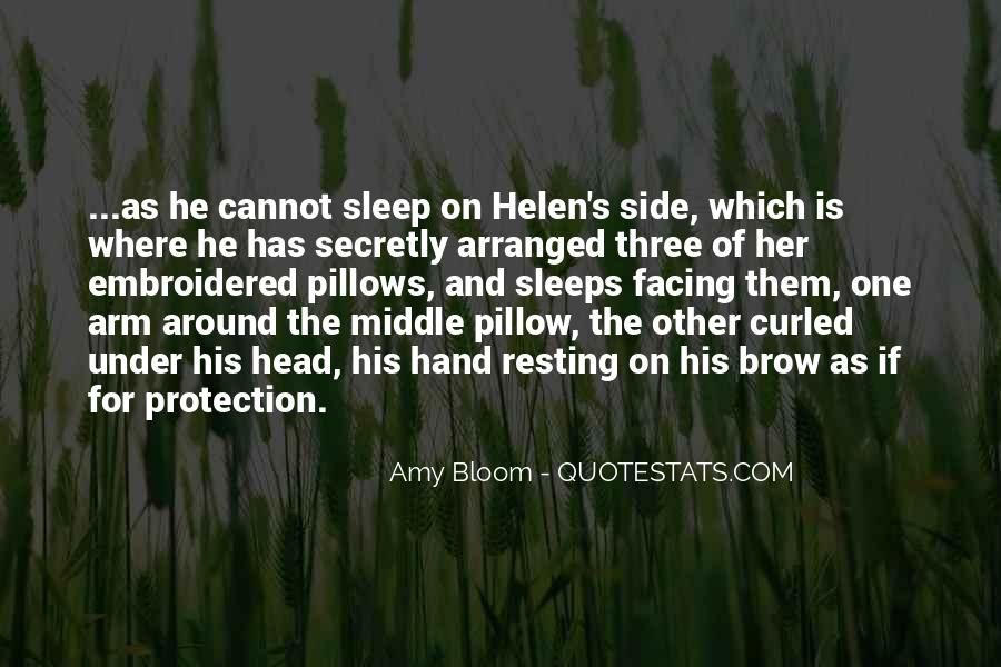 Amy Bloom Quotes #548477