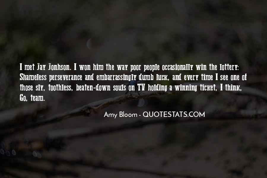 Amy Bloom Quotes #61133