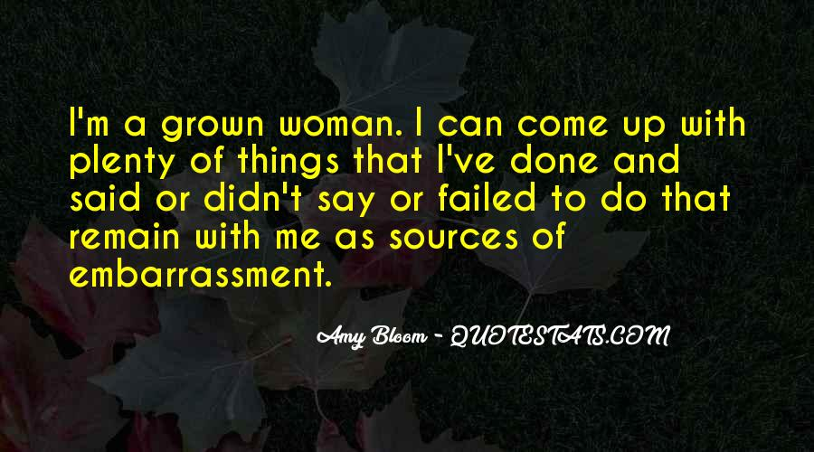 Amy Bloom Quotes #645556