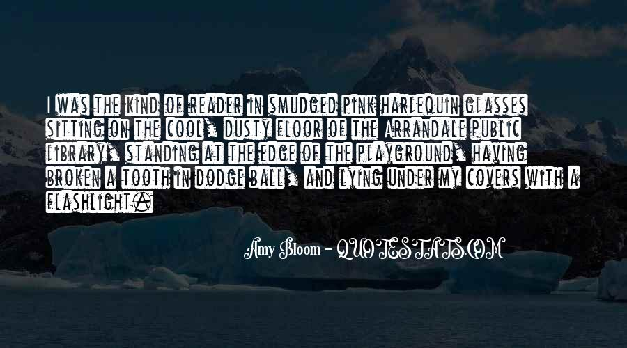 Amy Bloom Quotes #872027