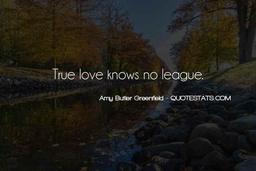 Amy Butler Greenfield Quotes #1124345