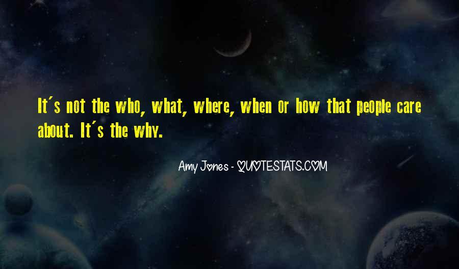 Amy Jones Quotes #1221759