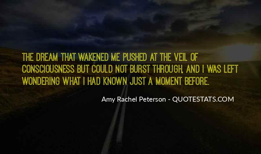 Amy Rachel Peterson Quotes #702996