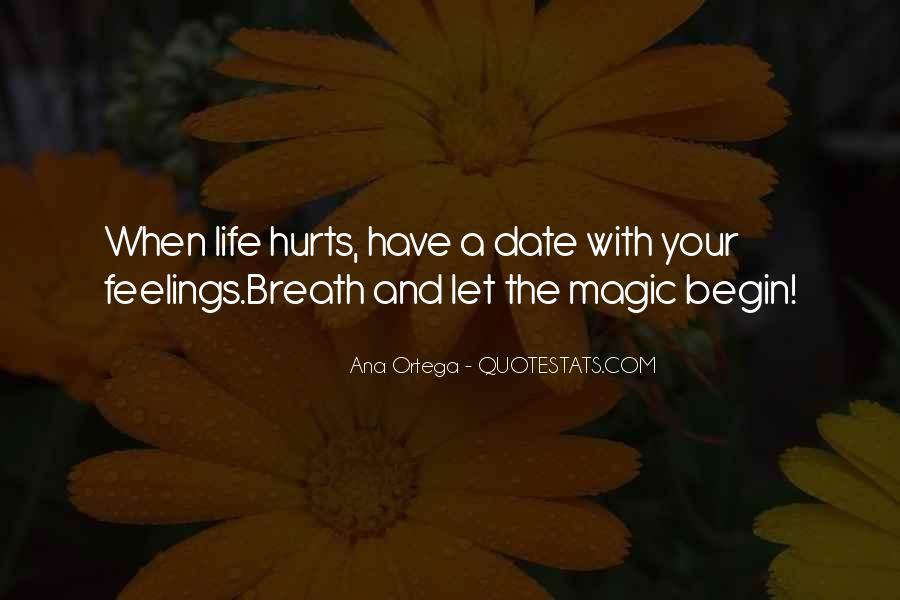 Ana Ortega Quotes #438699